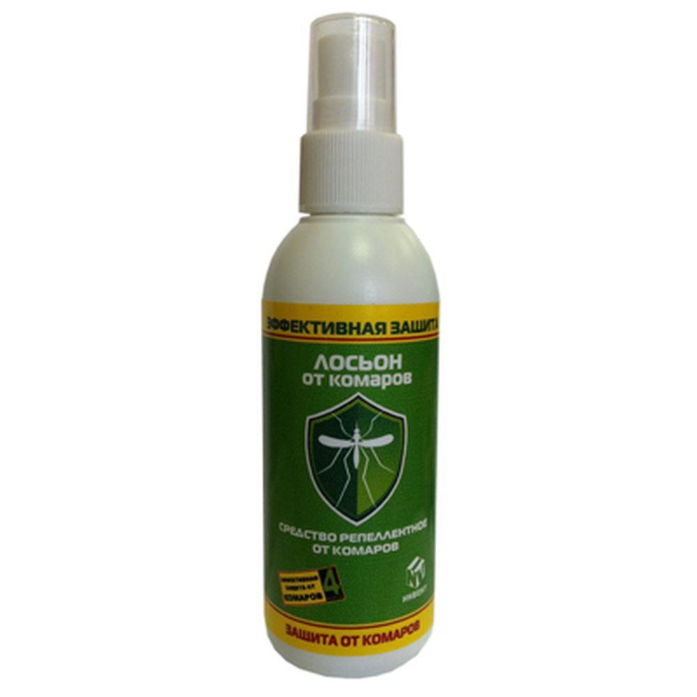 Лосьон-спрей против комаров, 100мл