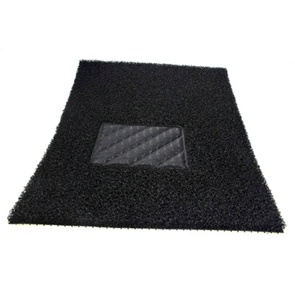 Набор ковриков для Авто, резиновый ворс