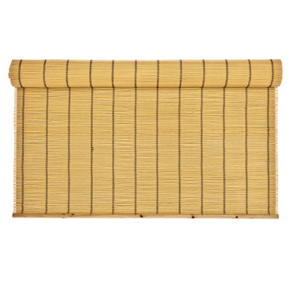 Жалюзи оконные бамбуковые 90х120см, Эконом