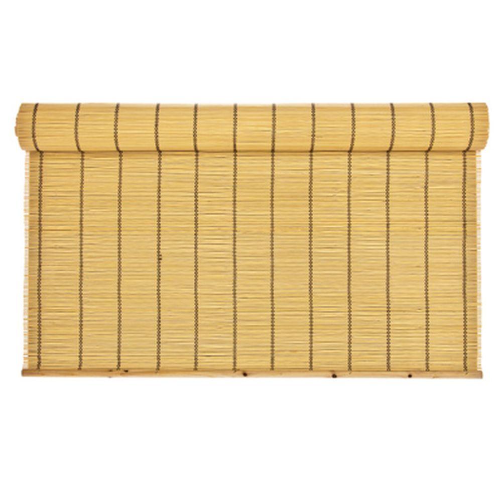 Жалюзи оконные бамбуковые 90х180см, Эконом