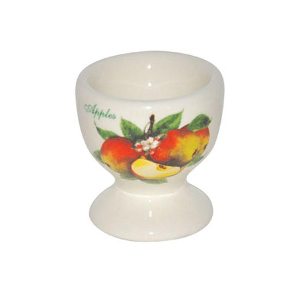 Яблоневый цвет Подставка для яйца, керамика
