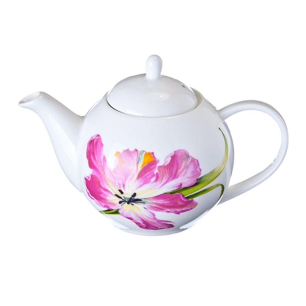 FARFALLE Тюльпаны Чайник 480мл, фрф
