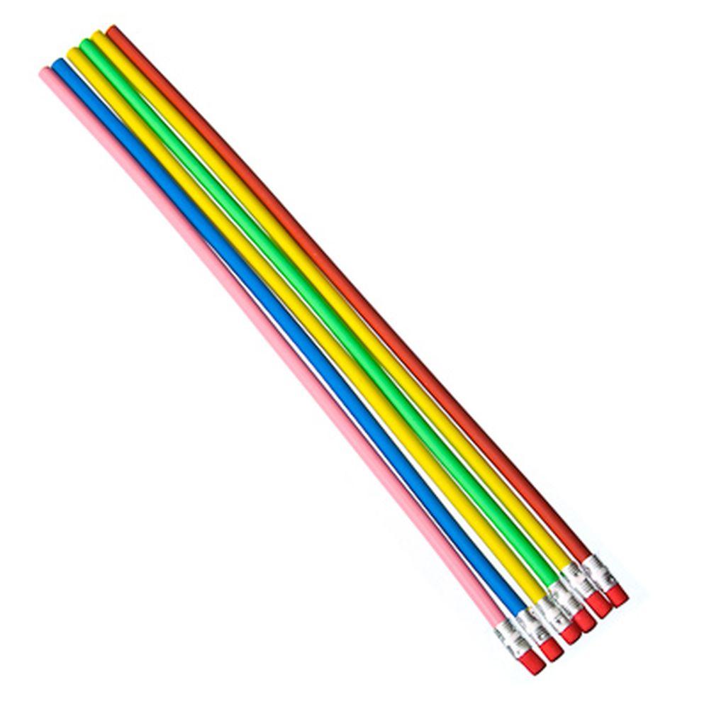 Набор карандашей 6шт гнущихся