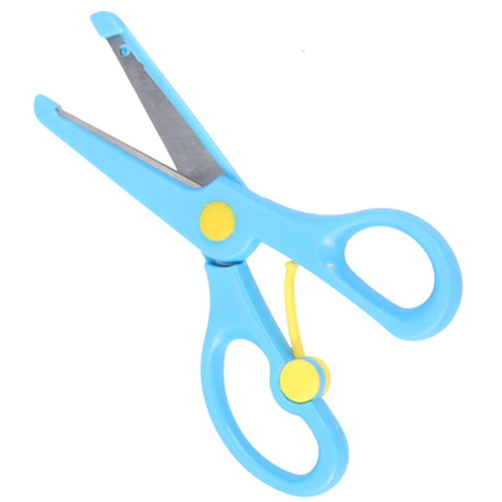 Ножницы безопасные с закругленными концами