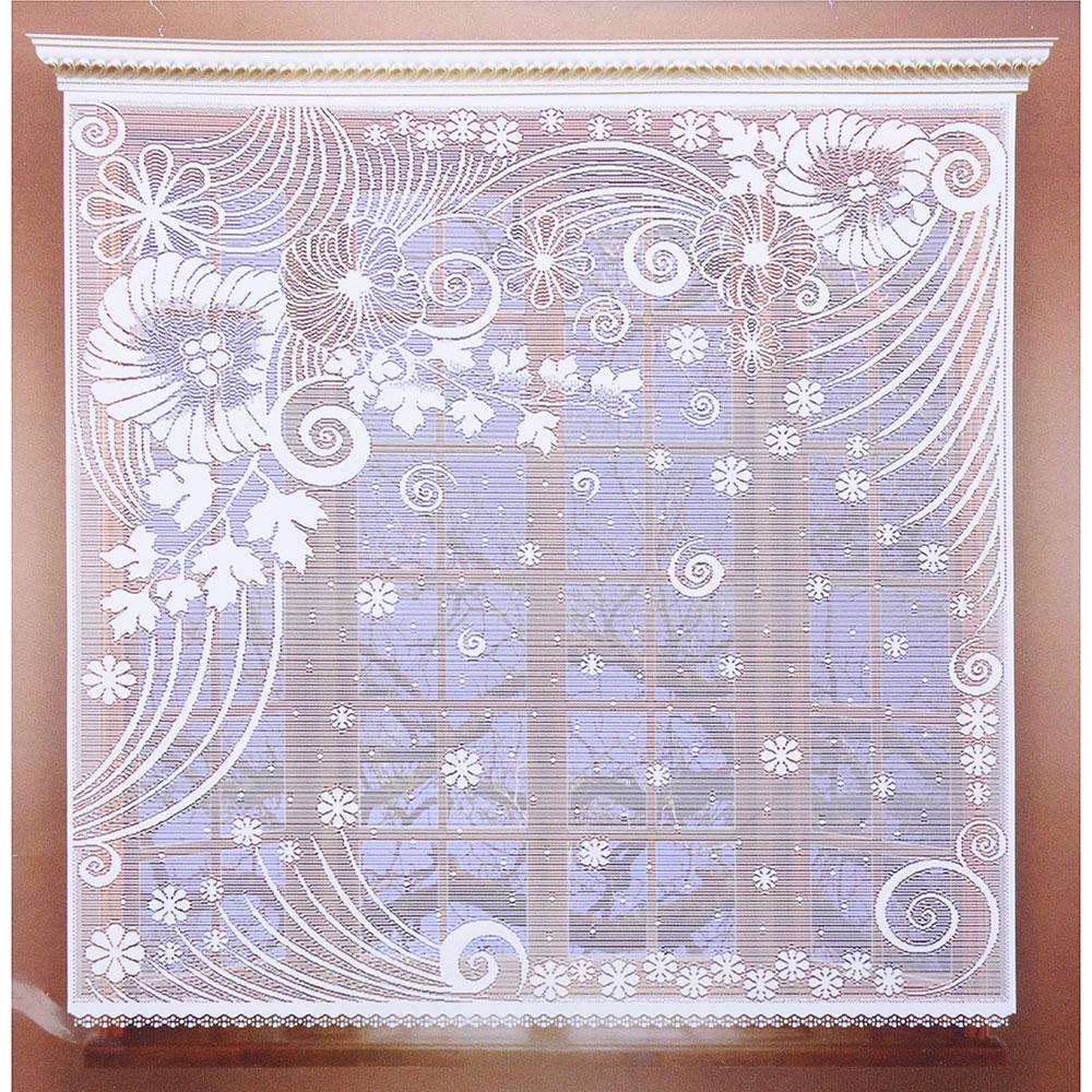 Занавеска для кухни  165x 170 см, 5 дизайнов