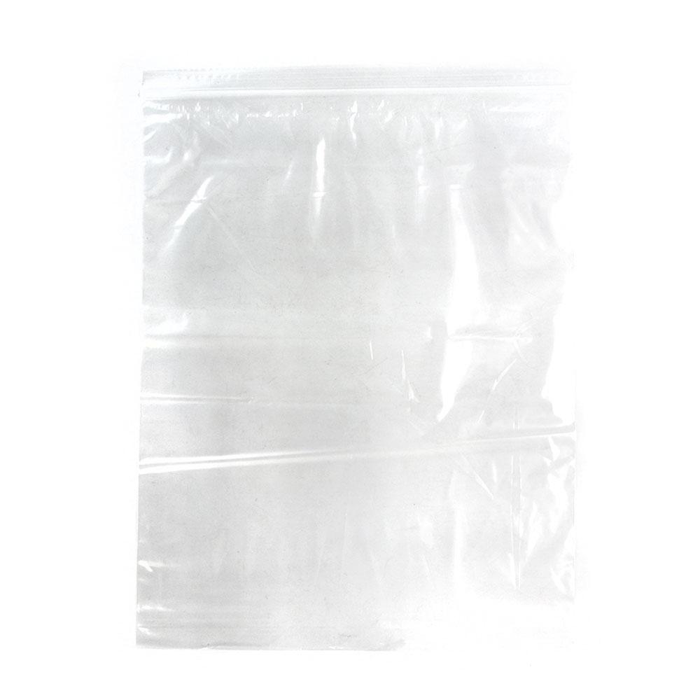 Пакеты с замком 6шт, 30х40см, полиэтилен