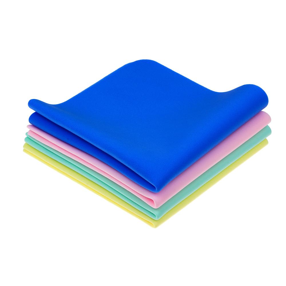 Салфетка универсальная впитывающая, ПВА, 30х30 см, 3 цвета, VETTA