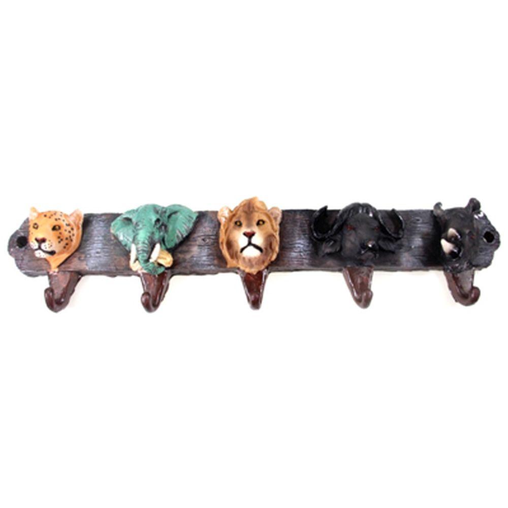Крючок 5 животных, 47см