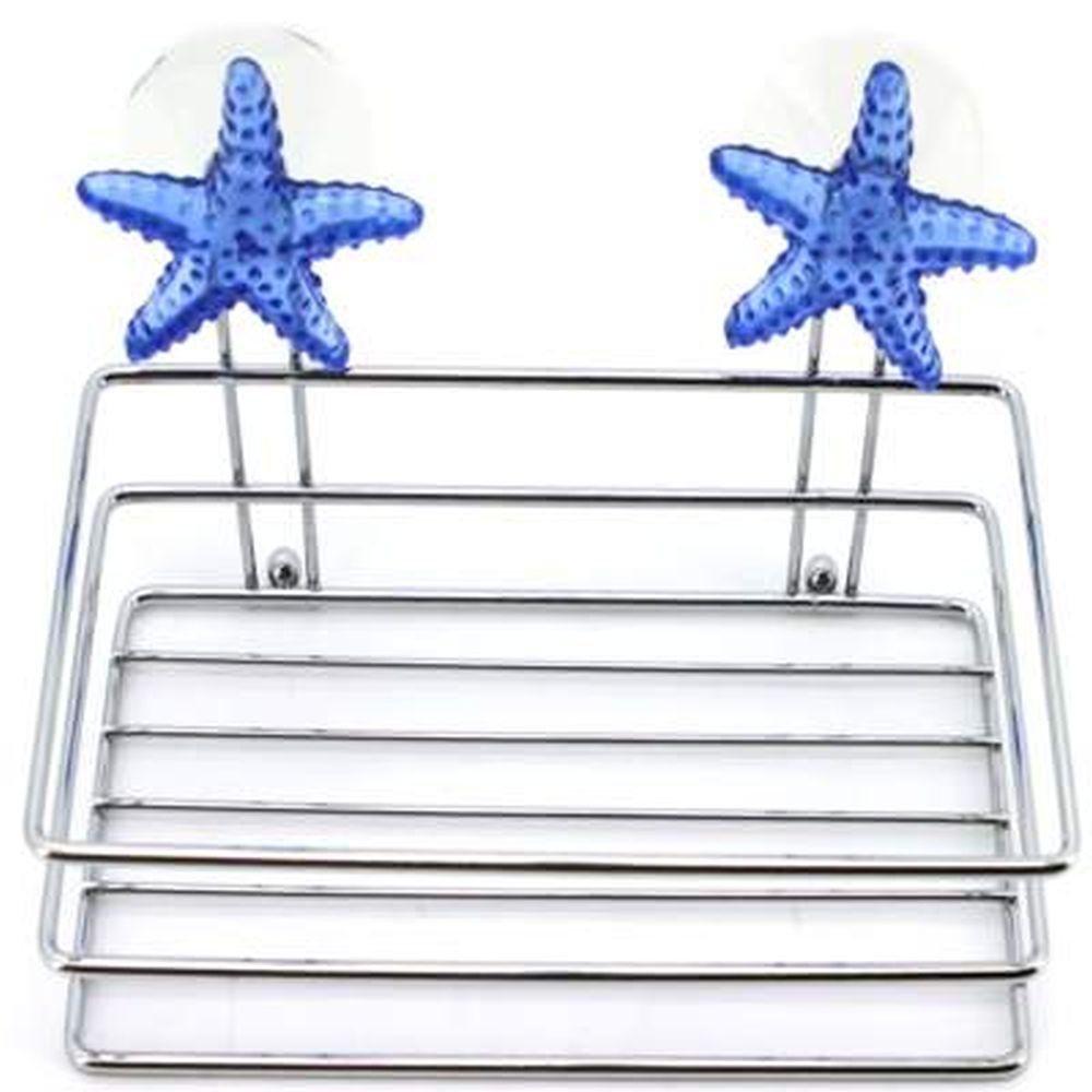 Морская звезда Корзина квадратная хром, 2794STAR