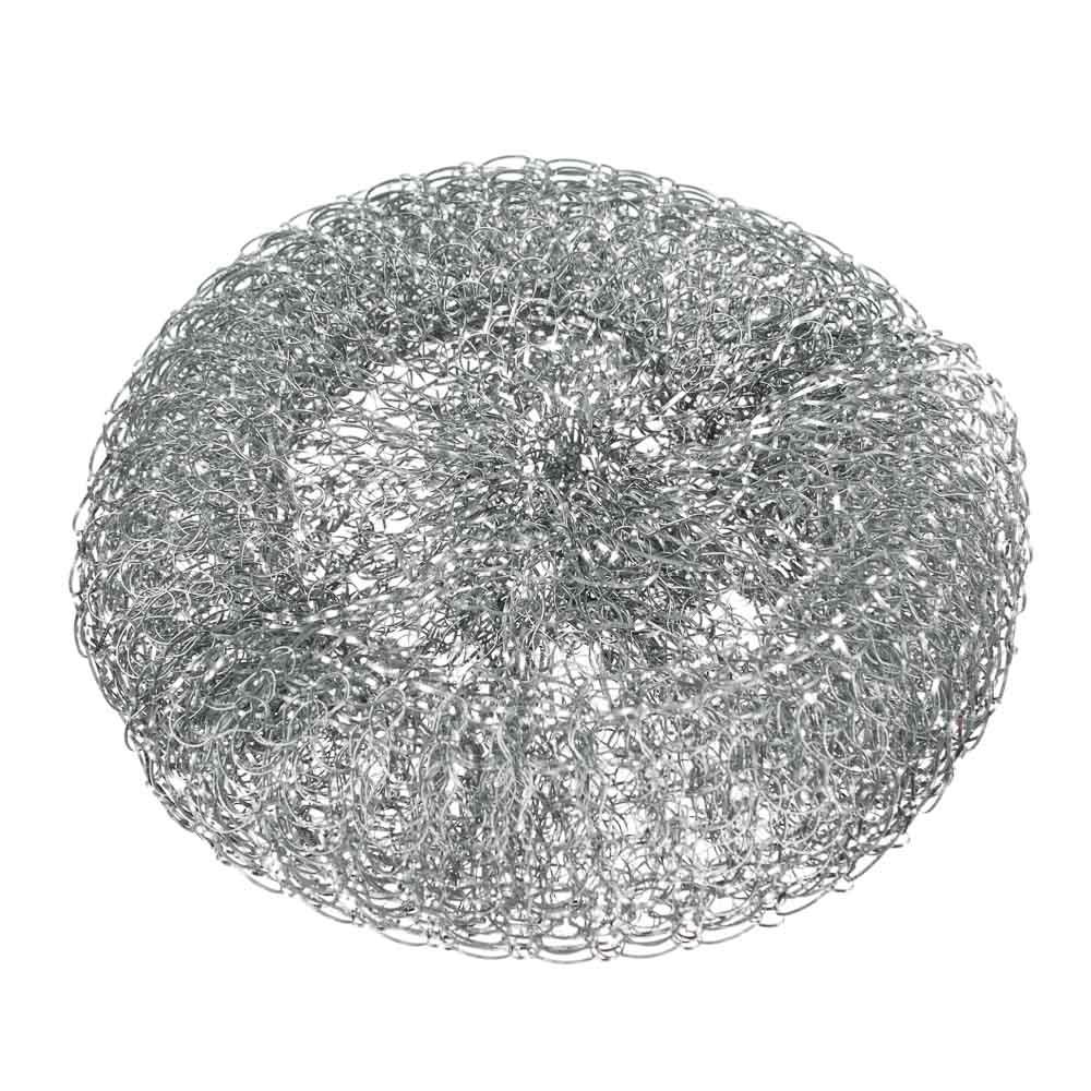 Набор металлических губок для кухни 3 шт, 20 гр, VETTA