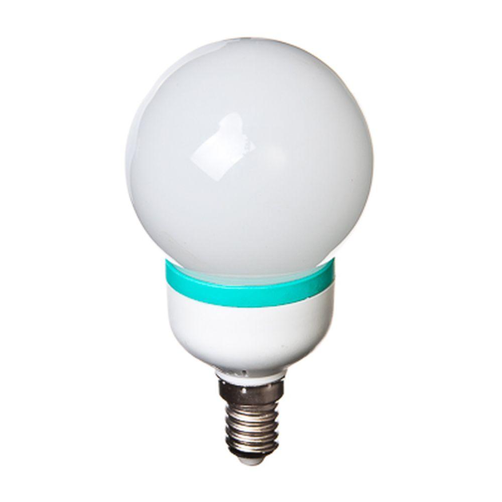 FORZA Лампа светодиодная цоколь E14, 15LED, 0.6-1Вт, желт. свеч. 220В, ресурс 30 000 ч.
