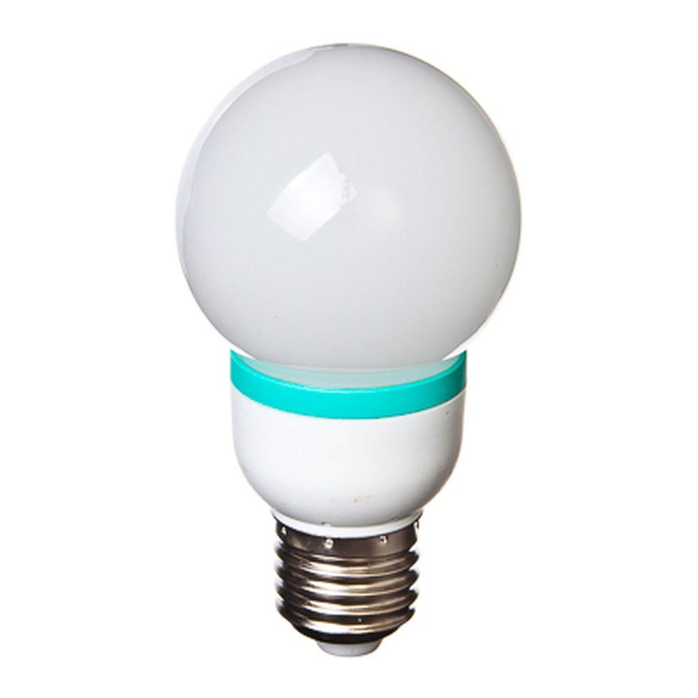 FORZA Лампа светодиодная цоколь E27, 15LED, 0.6-1Вт, желт. свеч. 220В, ресурс 30 000 ч.