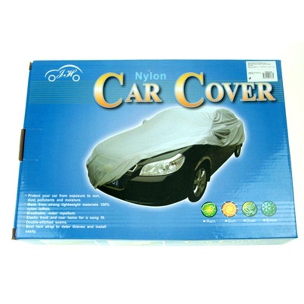 Чехол для автомобиля, р-р L 480*180*120см, (ткань полиэстер) в коробке