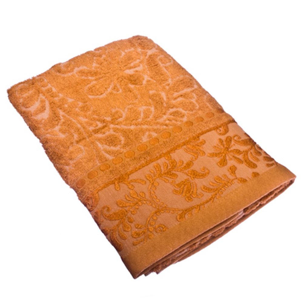 VETTA Полотенце банное, бамбук, 50x100см, Дакота, бежевое