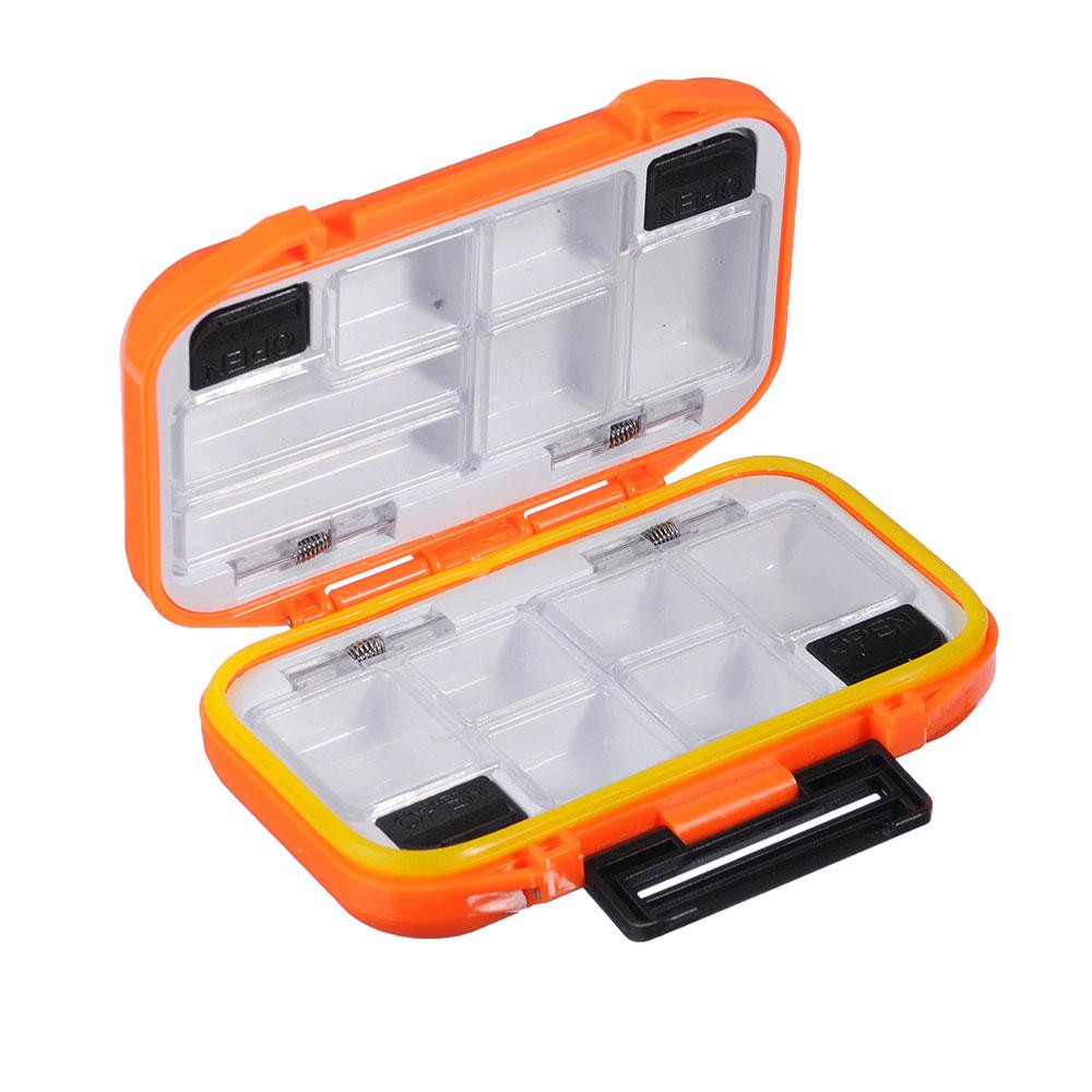 AZOR FISHING Коробка для приманок, пластик, 12 отделений