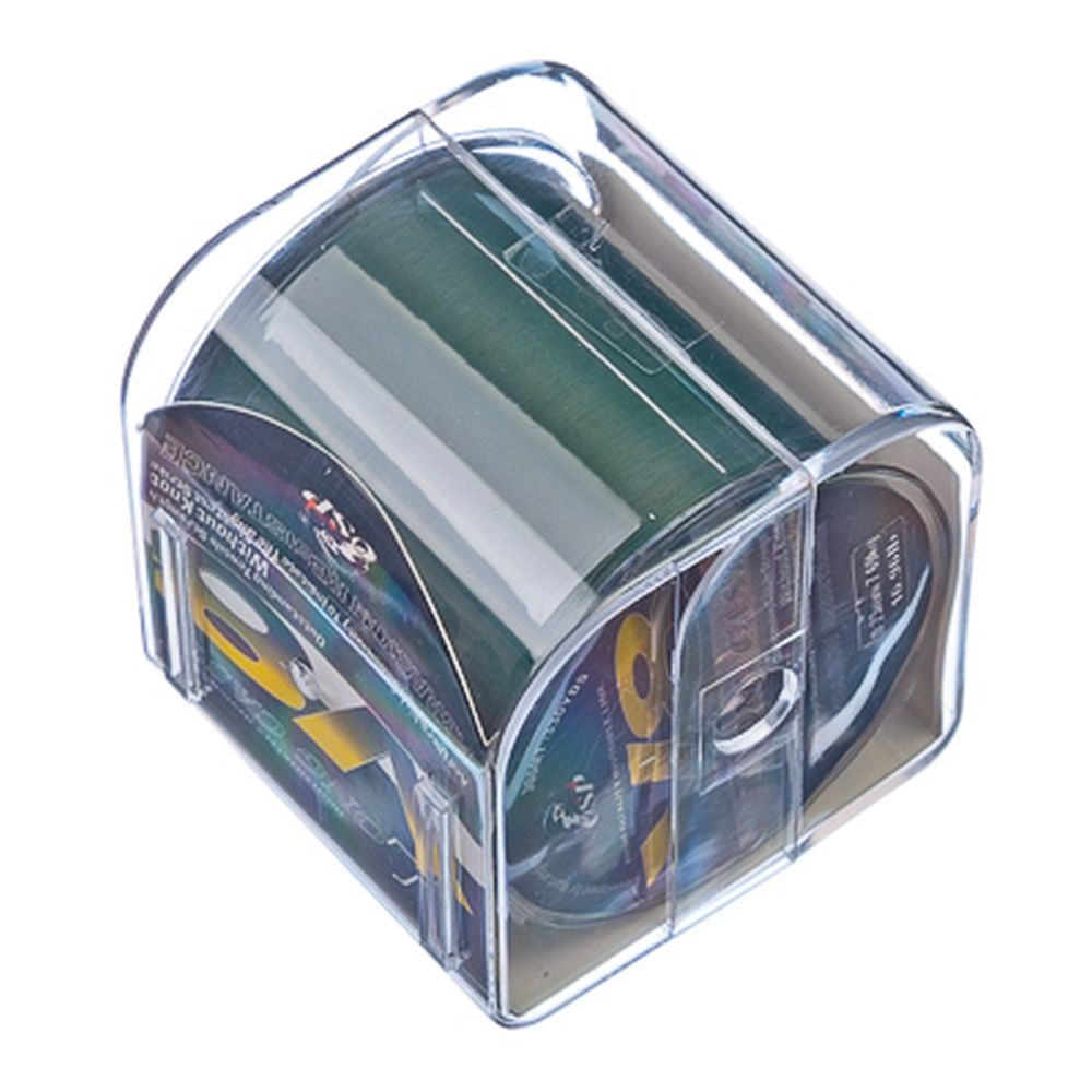 AZOR Леска V8, 0,23 мм, 300м, темно-зеленая