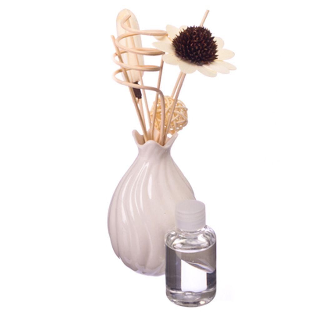 Ваза для благовоний + ароматическое масло 50мл, микс, G003A