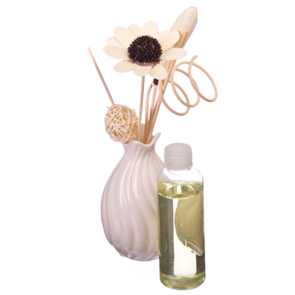 Ваза для благовоний + ароматическое масло 100 мл микс, G003A