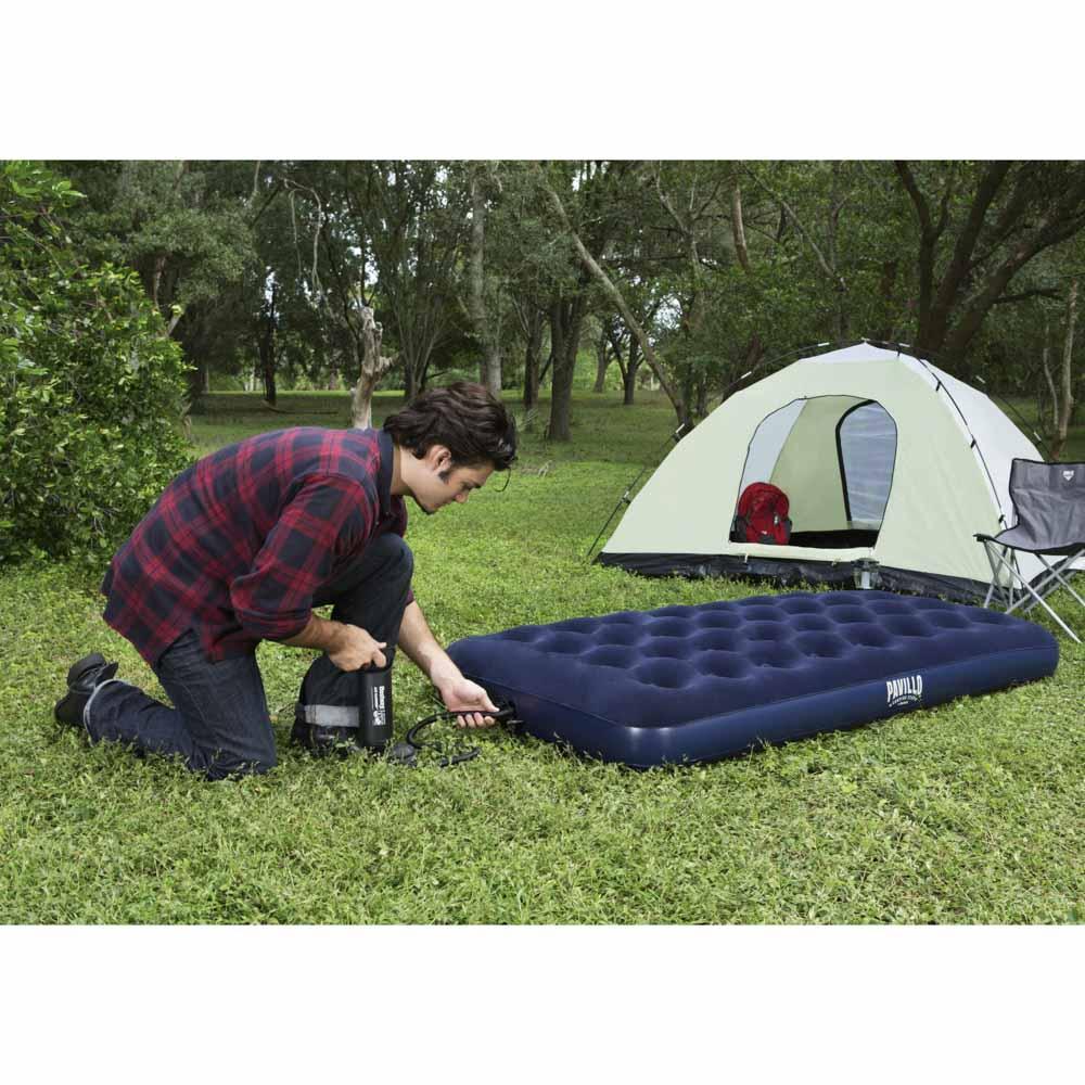 Кровать надувная полутораспальная, 188х99х22 см, BESTWAY Twin, 67001