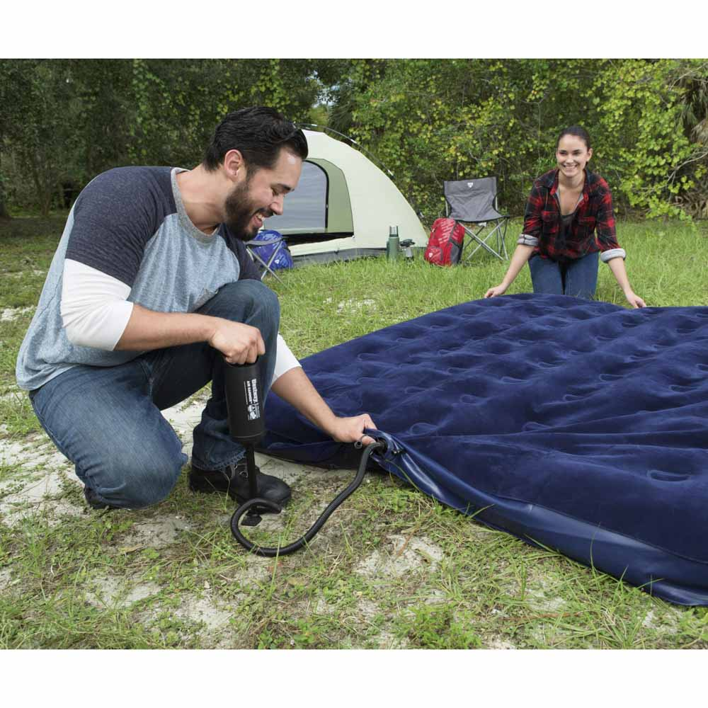Кровать надувная, 203x183x22 см, BESTWAY King, 67004N