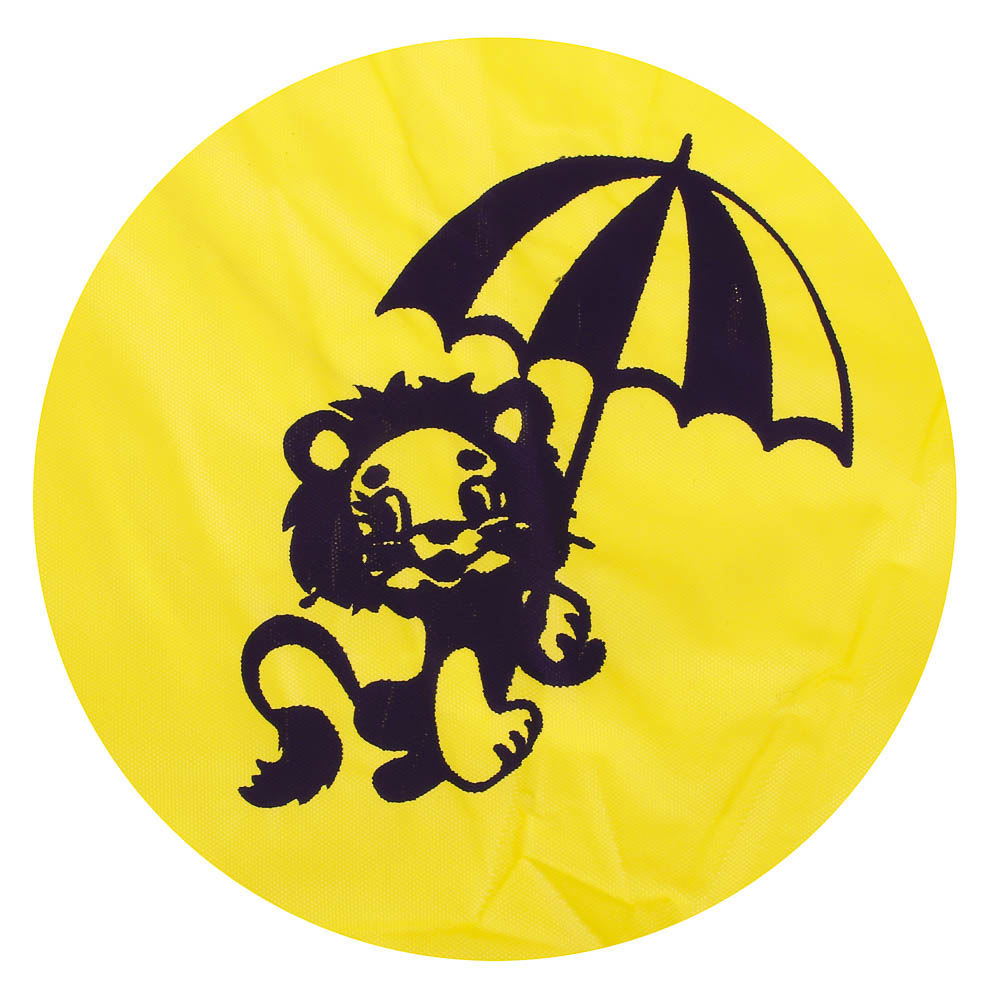 INBLOOM Дождевик детский ПВХ 110мкм, 50х75см, 4 цвета
