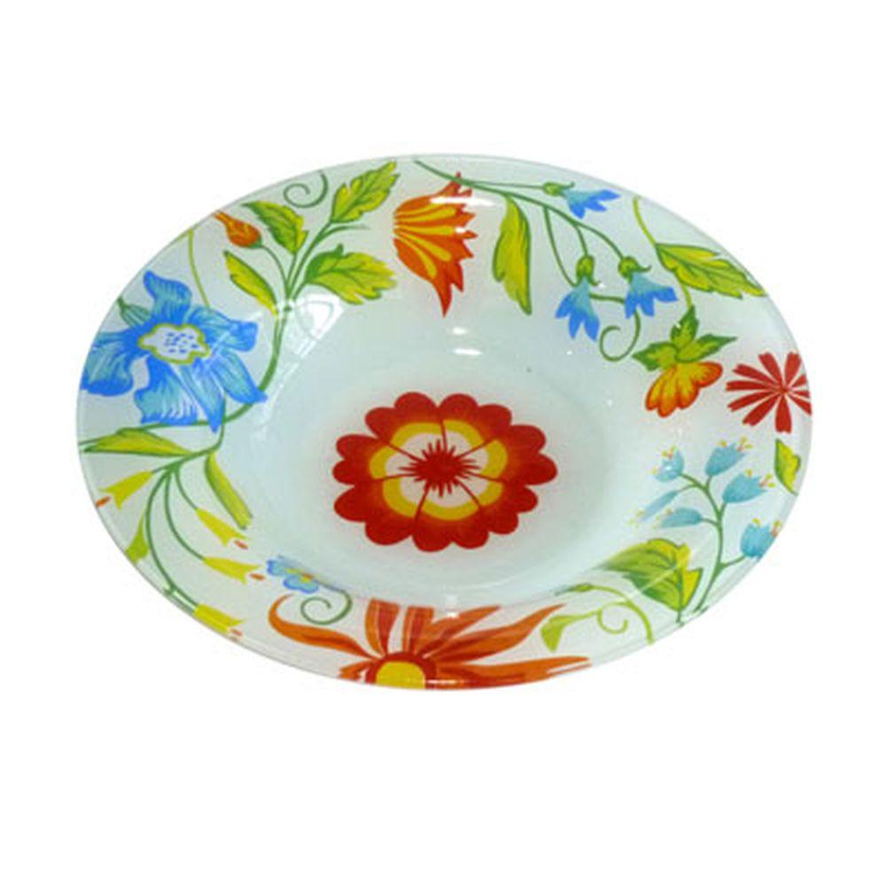 VETTA Весна Тарелка суповая стекло 200мм, S3030-GC00