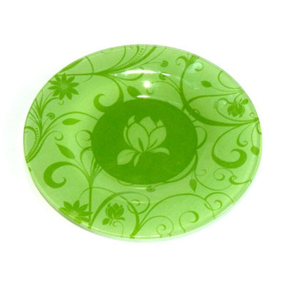 VETTA Адель Тарелка десертная стекло 200мм, S3008-GC005