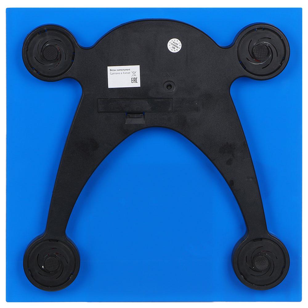 Весы напольные электронные до 180 кг, ЖК-дисплей антиблик