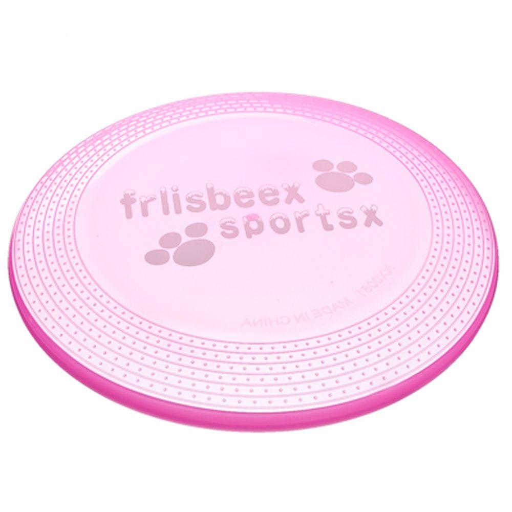 Летающая тарелка, пластик, d22,5см, 4 цвета, арт.NX-0065