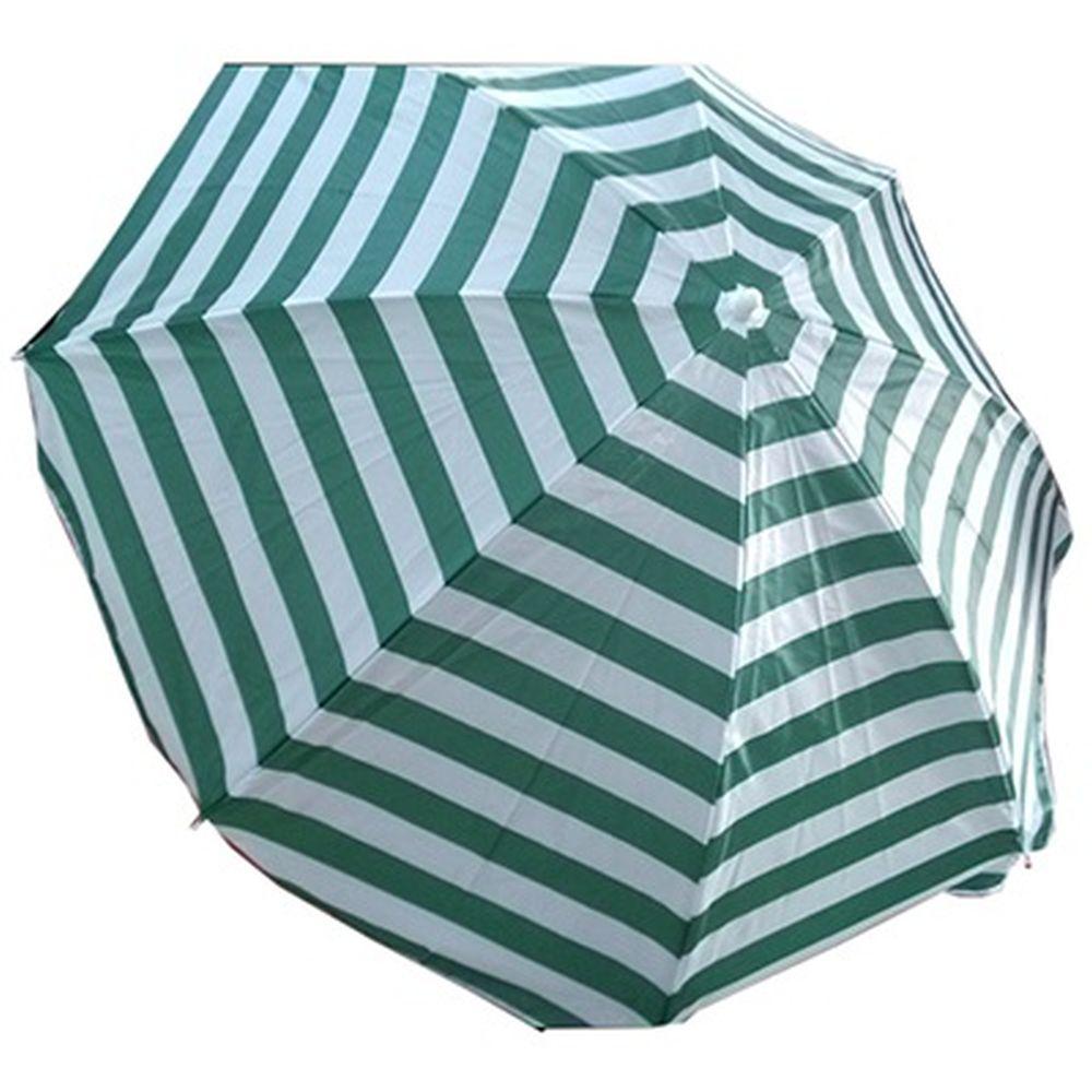 """Зонт пляжный """"Классический"""" 210D Oxford с ножкой, 190см"""