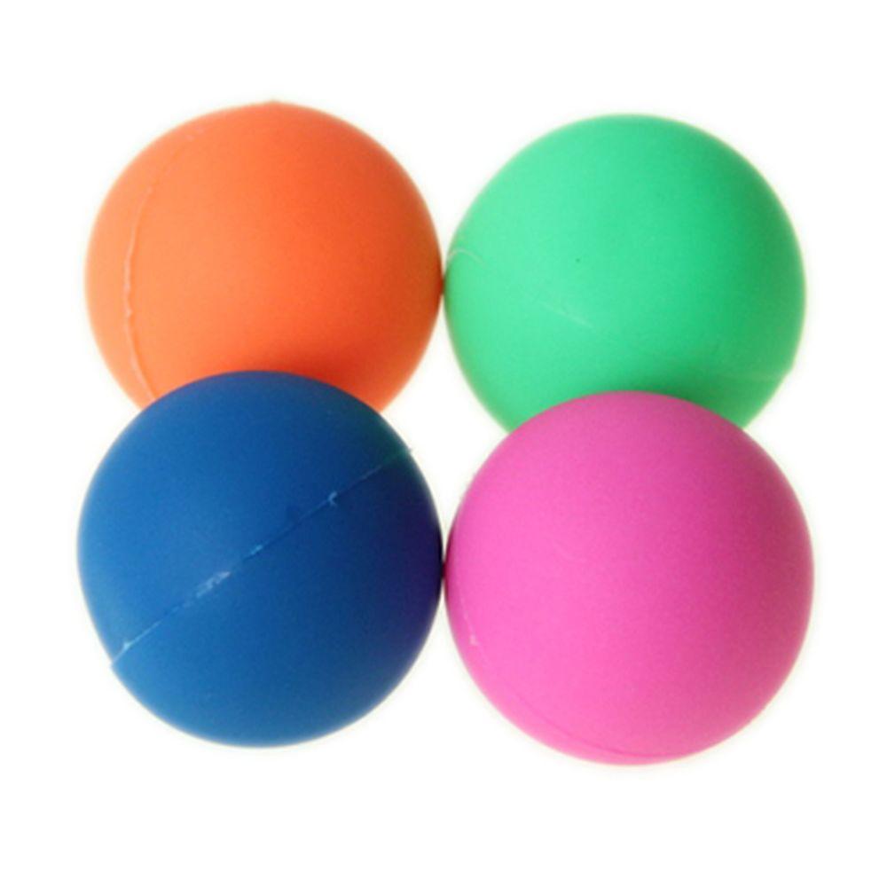 Набор мячей 3шт, d3см, резина, пластик, микс