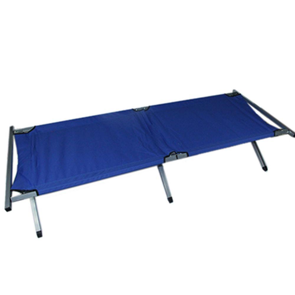 Кровать для туризма складная в чехле 190х63х43см, макс.нагрузка: 150кг