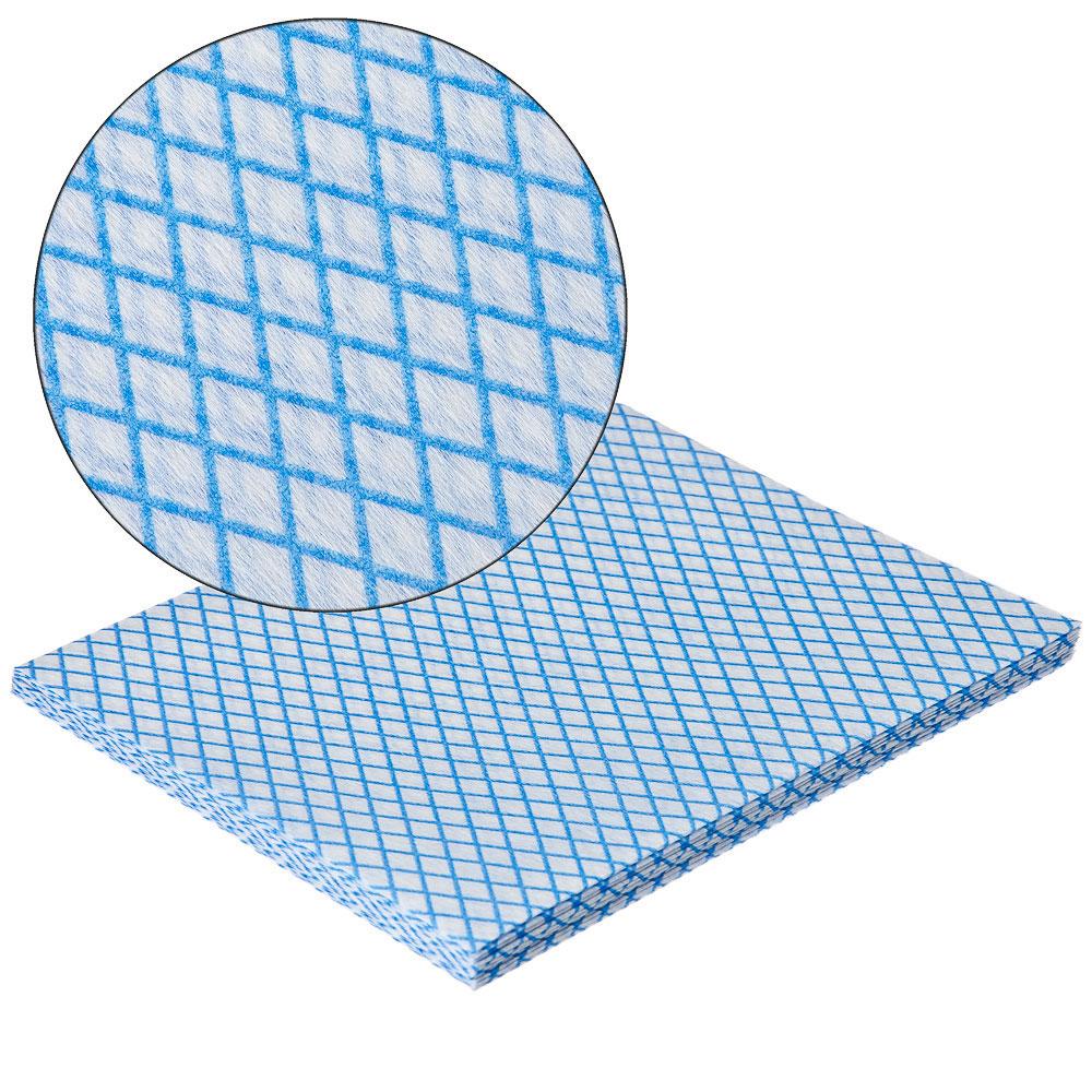 Набор салфеток универсальных из вискозы 10 шт, 30x35 см, VETTA