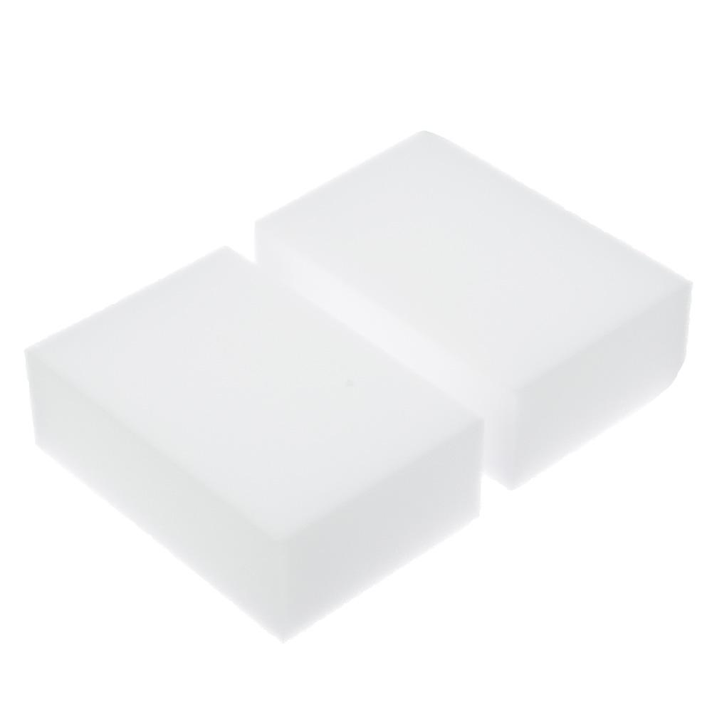Набор губок для удаления пятен, меламин, 9х6х3 см, 2шт, VETTA
