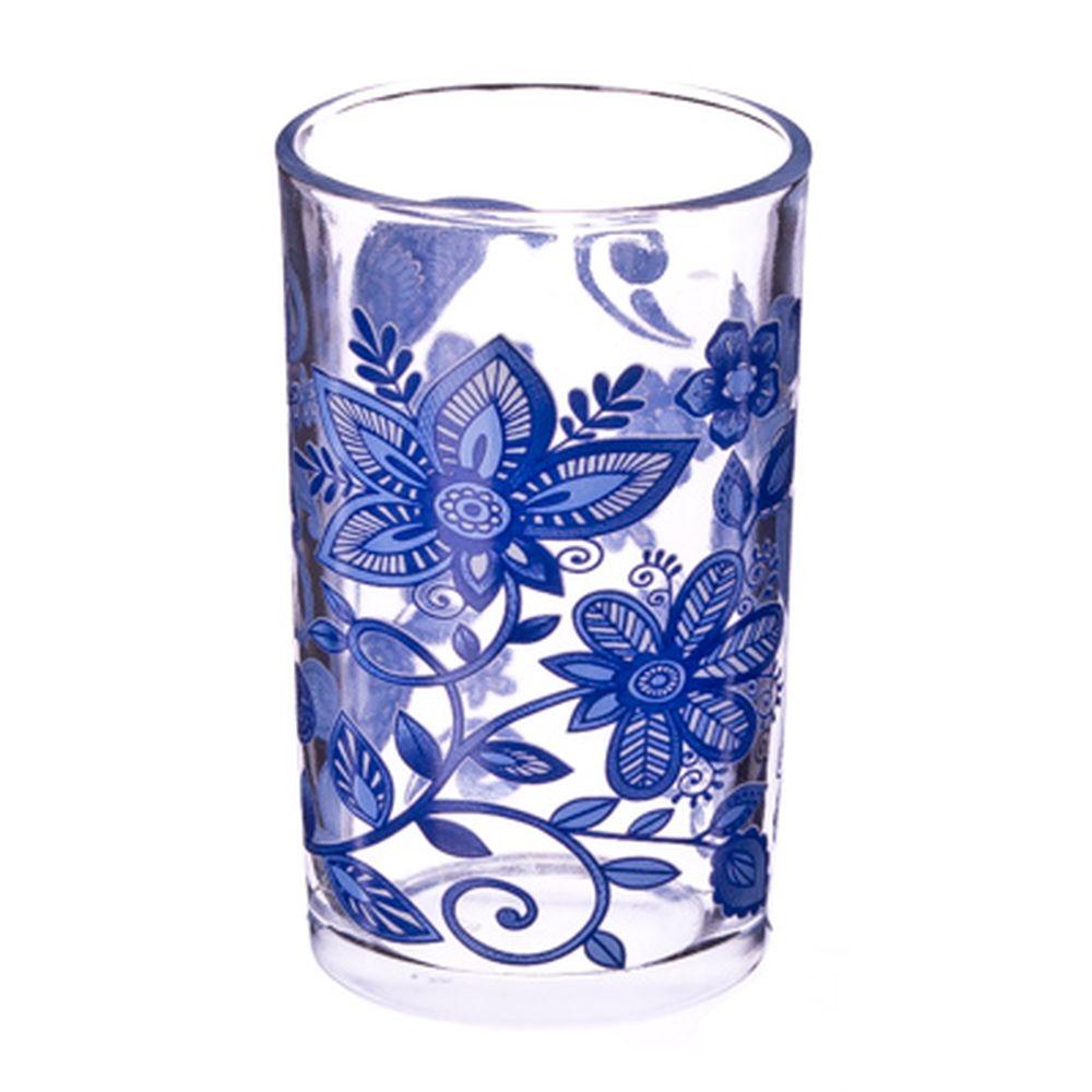 "VETTA Набор стаканов 6шт, стекло, 250мл ""Орнамент"""