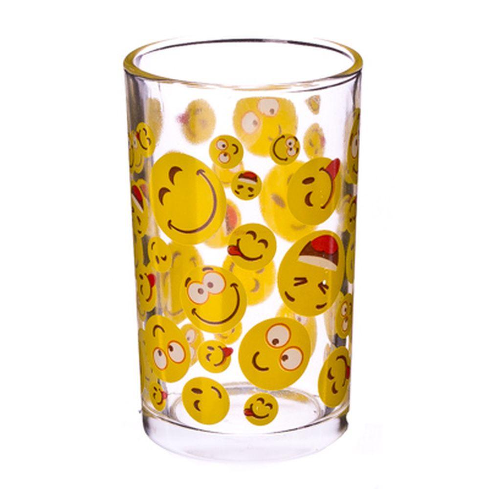 "VETTA Набор стаканов 6шт, стекло, 250мл ""Смайл"""