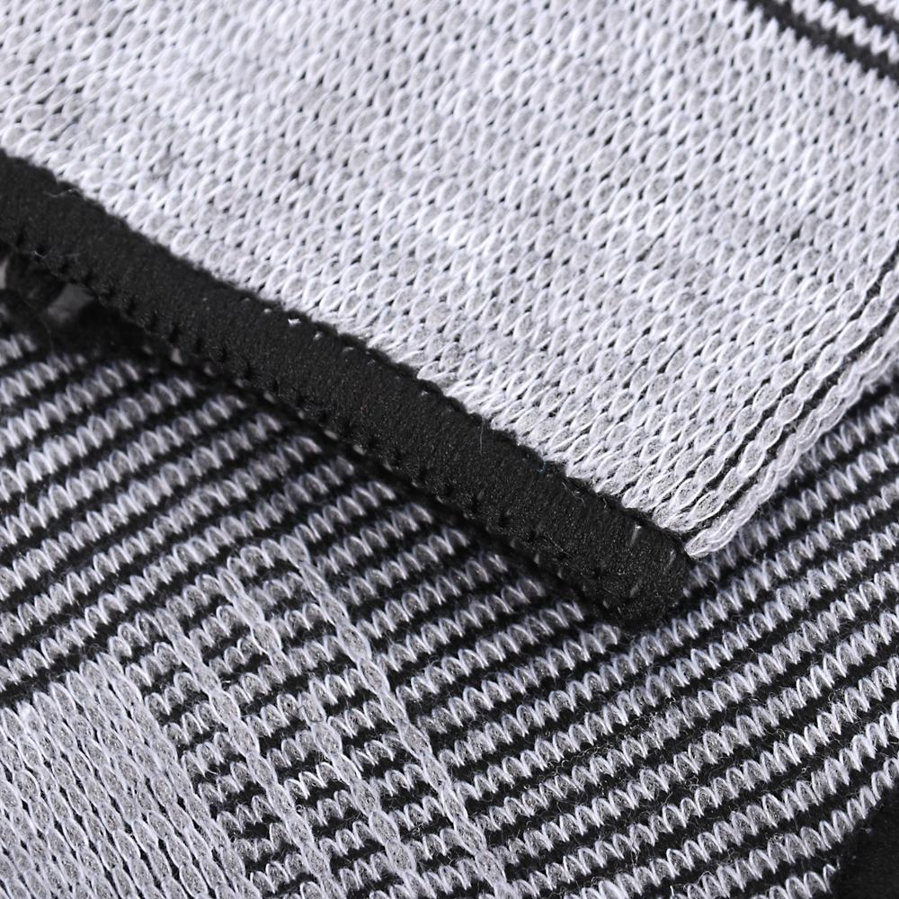 Комплект суппортов на голеностоп 2 шт, 58% нейлон, 35% латекс, 7% полиэстер, SILAPRO