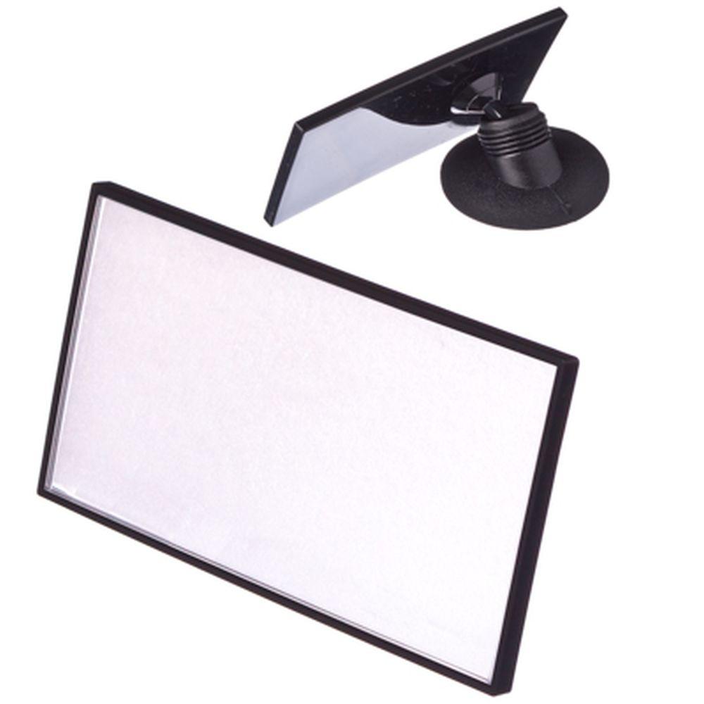 NEW GALAXY Зеркало компактное вспомогательное, обзор в салон авто, на присоске