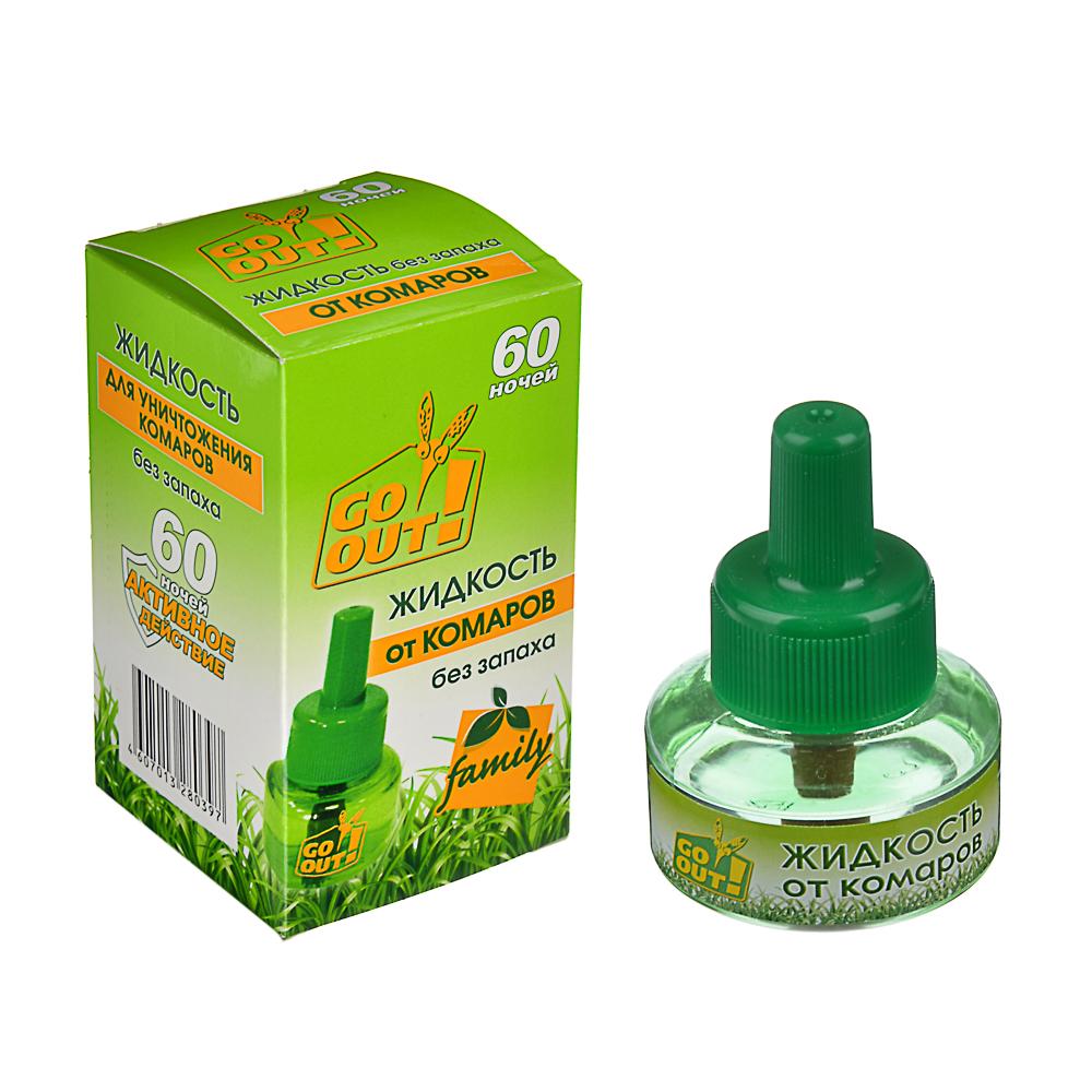 Дополнительный флакон жидкости от комаров ARGUS/ОБОРОНХИМ 30мл,без запаха, арт.AR-4/3/О-105