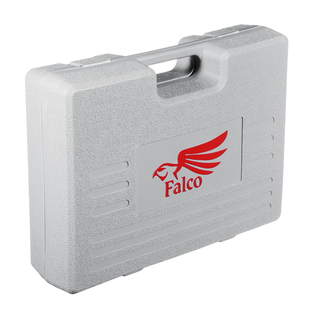 FALCO Дрель-шуруповерт аккум. CD 14 /Ni-Cd /14,4В /1,2А*ч /0-550об/мин /12Н*м /2аккум /кейс