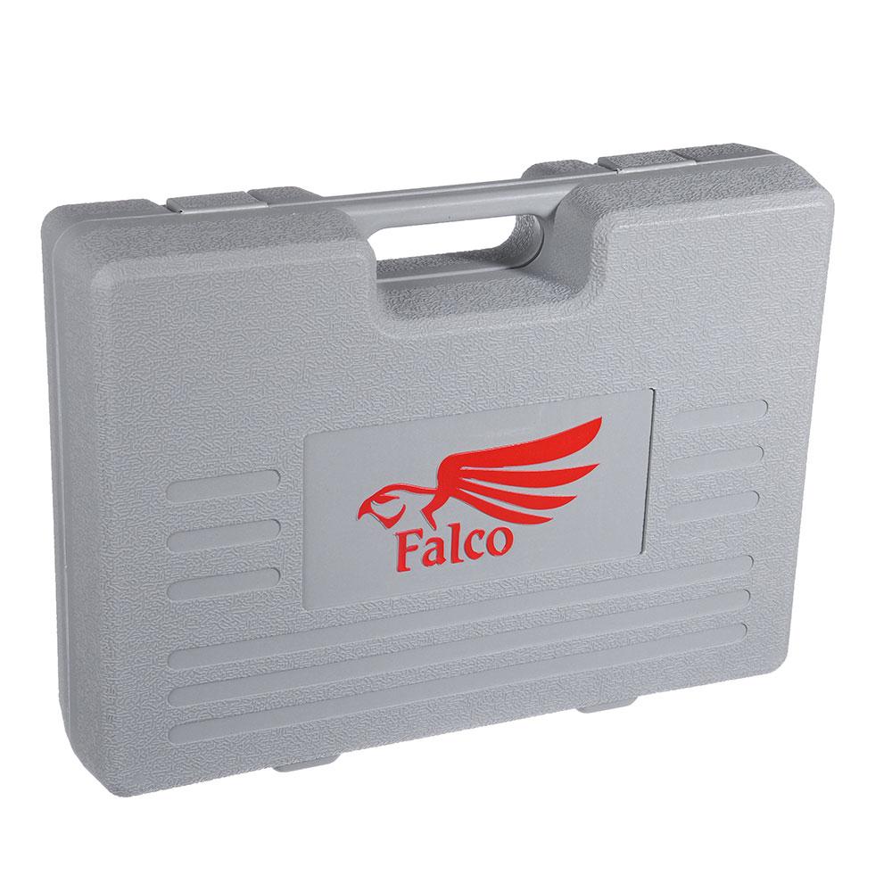 FALCO Дрель-шуруповерт аккумуляторная CD 18-2 /Ni-Cd/18V/1,2А*ч/0-550об/мин /12Н*м /2аккум /кейс.