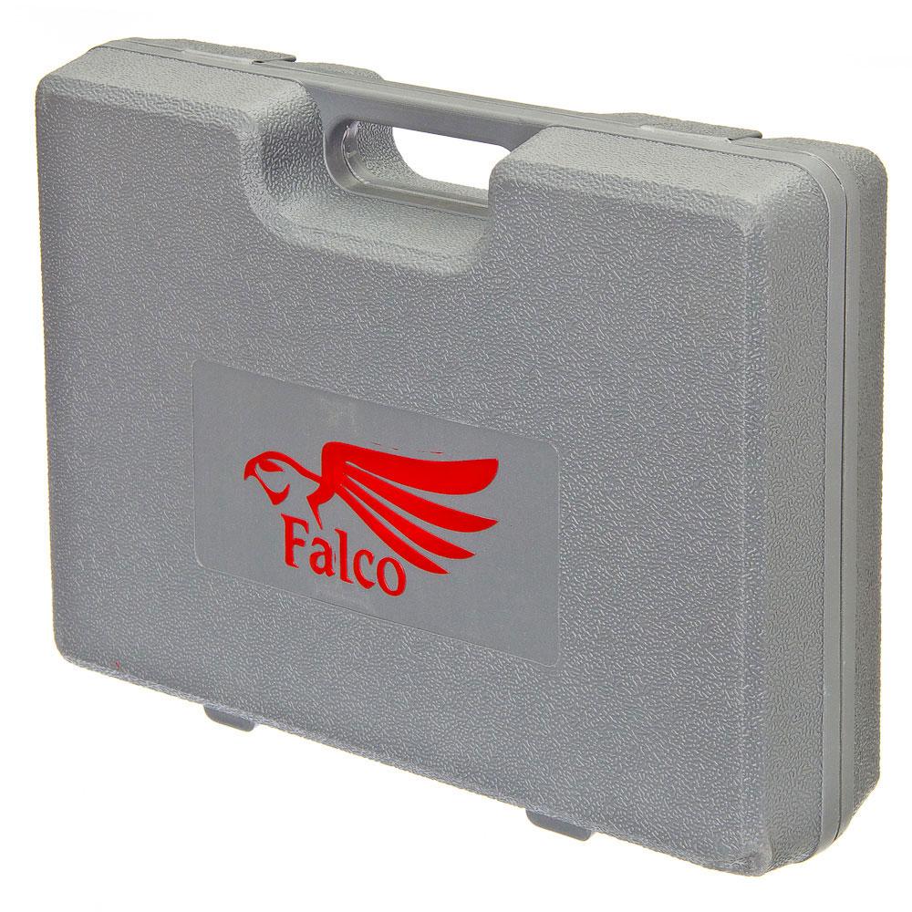 FALCO Дрель-шуруповерт аккум. CD-18PRDK1,18В;1,2А*ч;0-550об/мин, 11Нм,10мм(доп батар, кейс з/у 1ч)