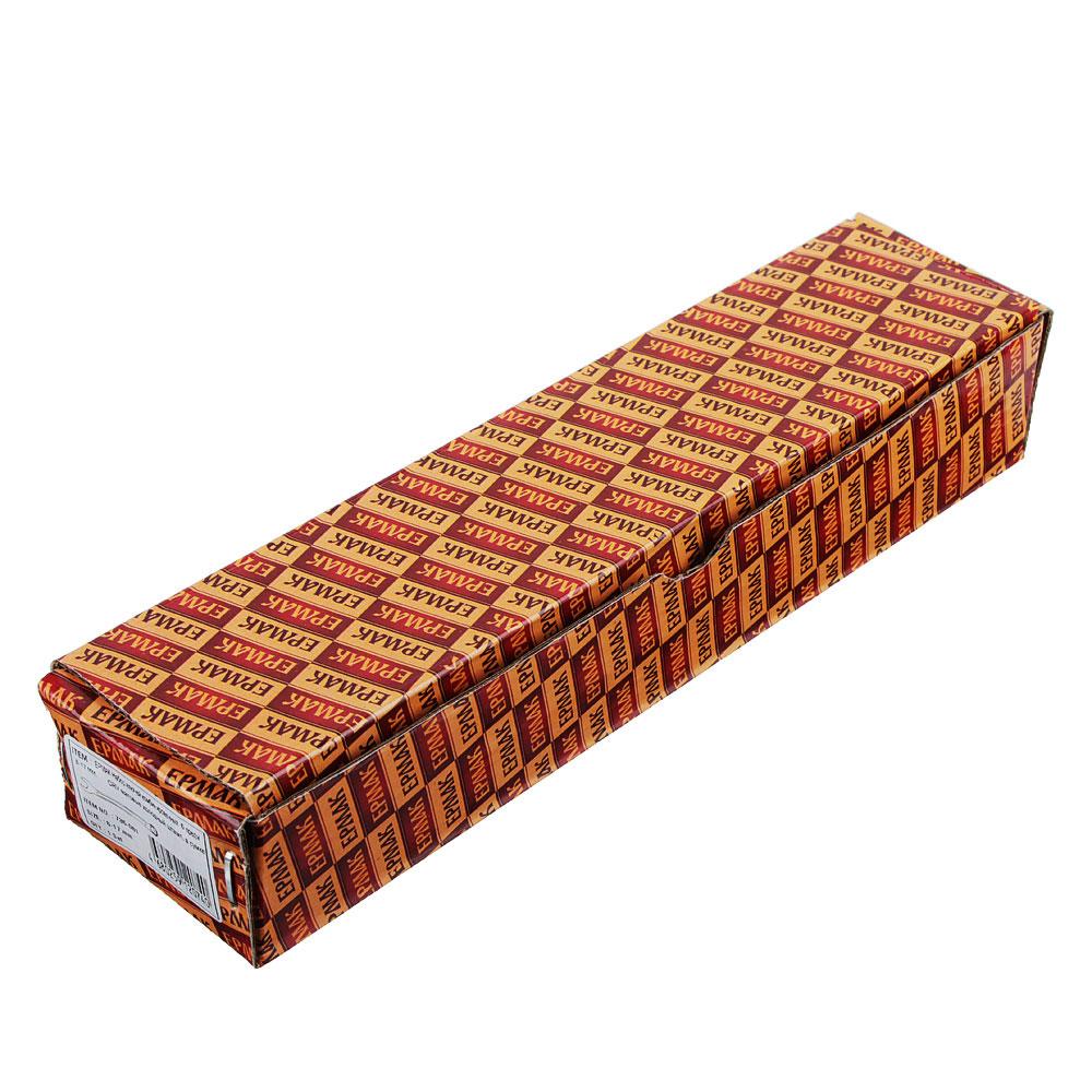 ЕРМАК Набор ключей комбинированных 6 предм., 8-17мм, CRV матовые холодный штамп, в сумке
