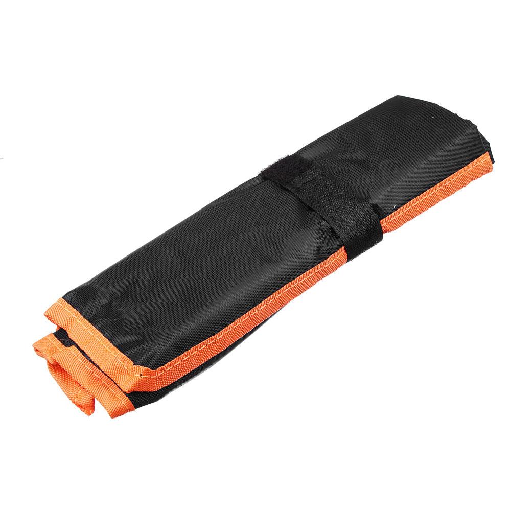 ЕРМАК Набор ключей комбинированных 10 предм., 6-22мм, CRV матовые холодный штамп, в сумке
