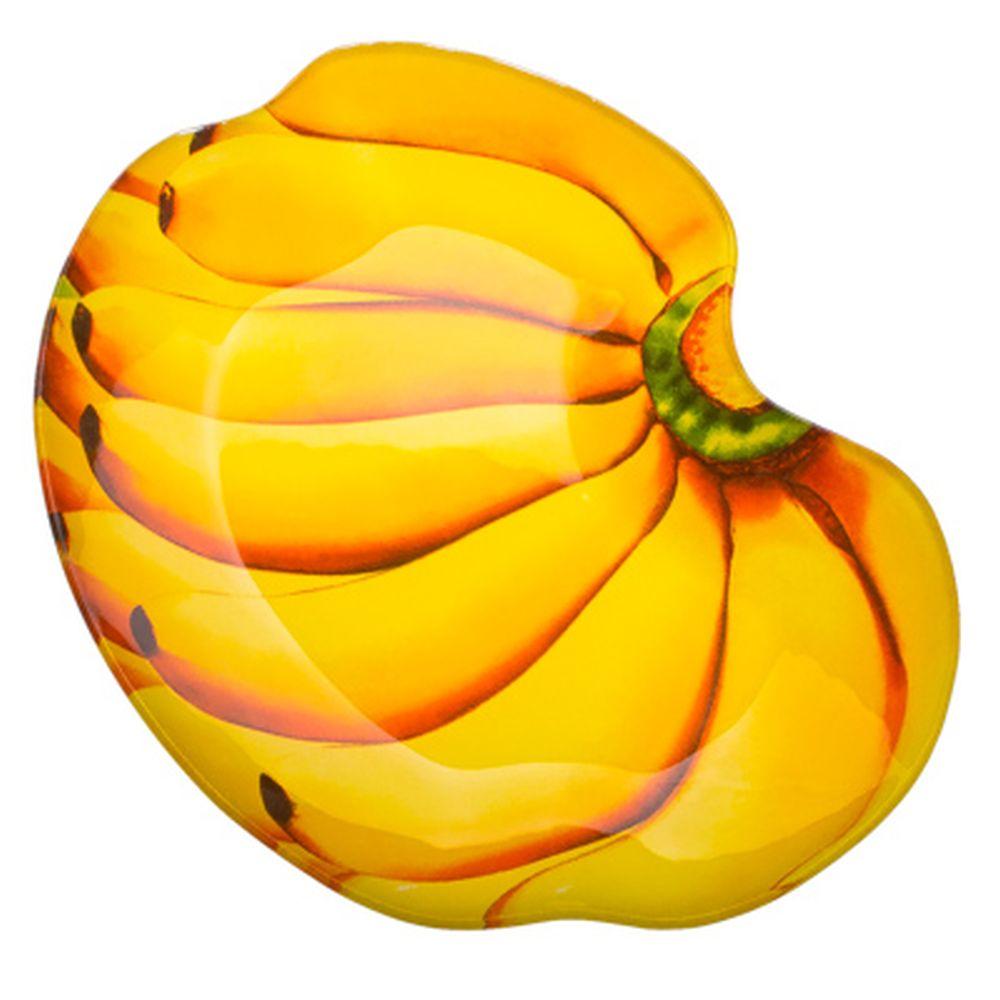 "VETTA Блюдо стекло, 25,4см, ""Бананы"", ВN0010"