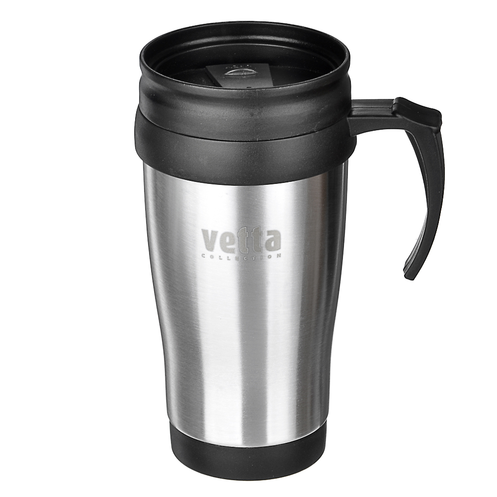 Набор туристический VETTA, состав: термос + 2 термокружки, в сумке