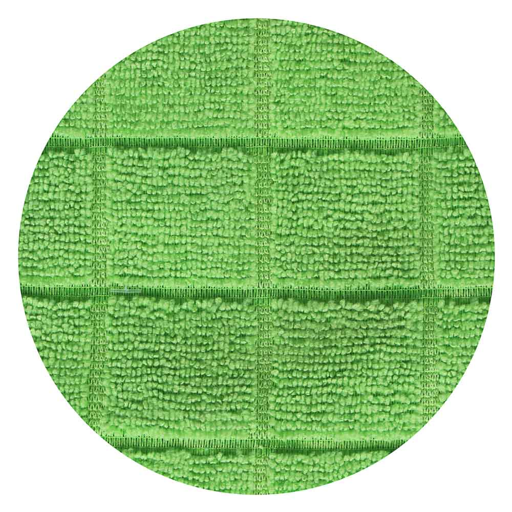 "Салфетка из микрофибры, 40x50 см, 230 гр./кв.м., 4 цвета, VETTA ""Квадраты"""