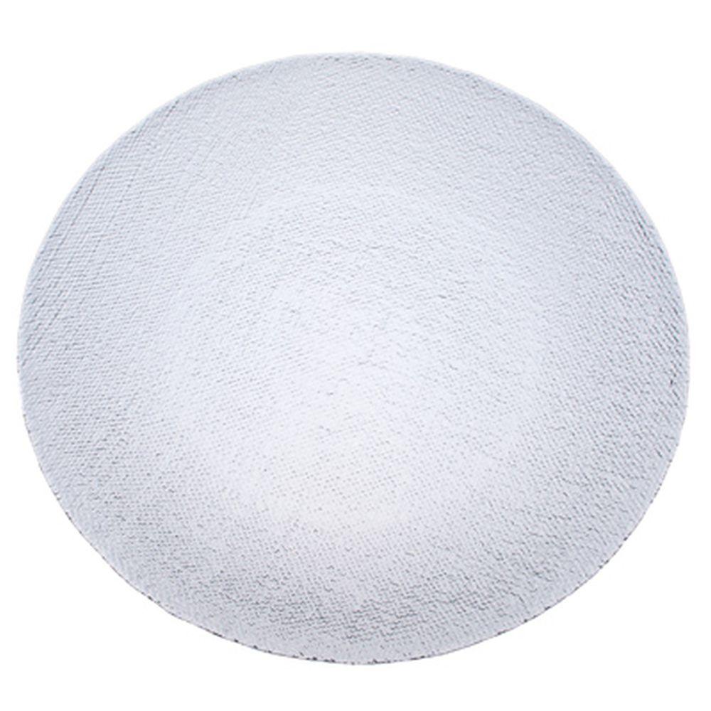 ARDA Cotton Тарелка подстановочная белая стекло 265мм