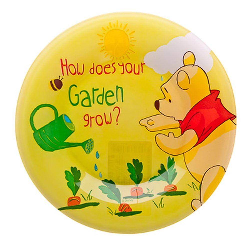 LUMINARC Disney Winnie Garden Тарелка десертная стекло 190мм, H6427