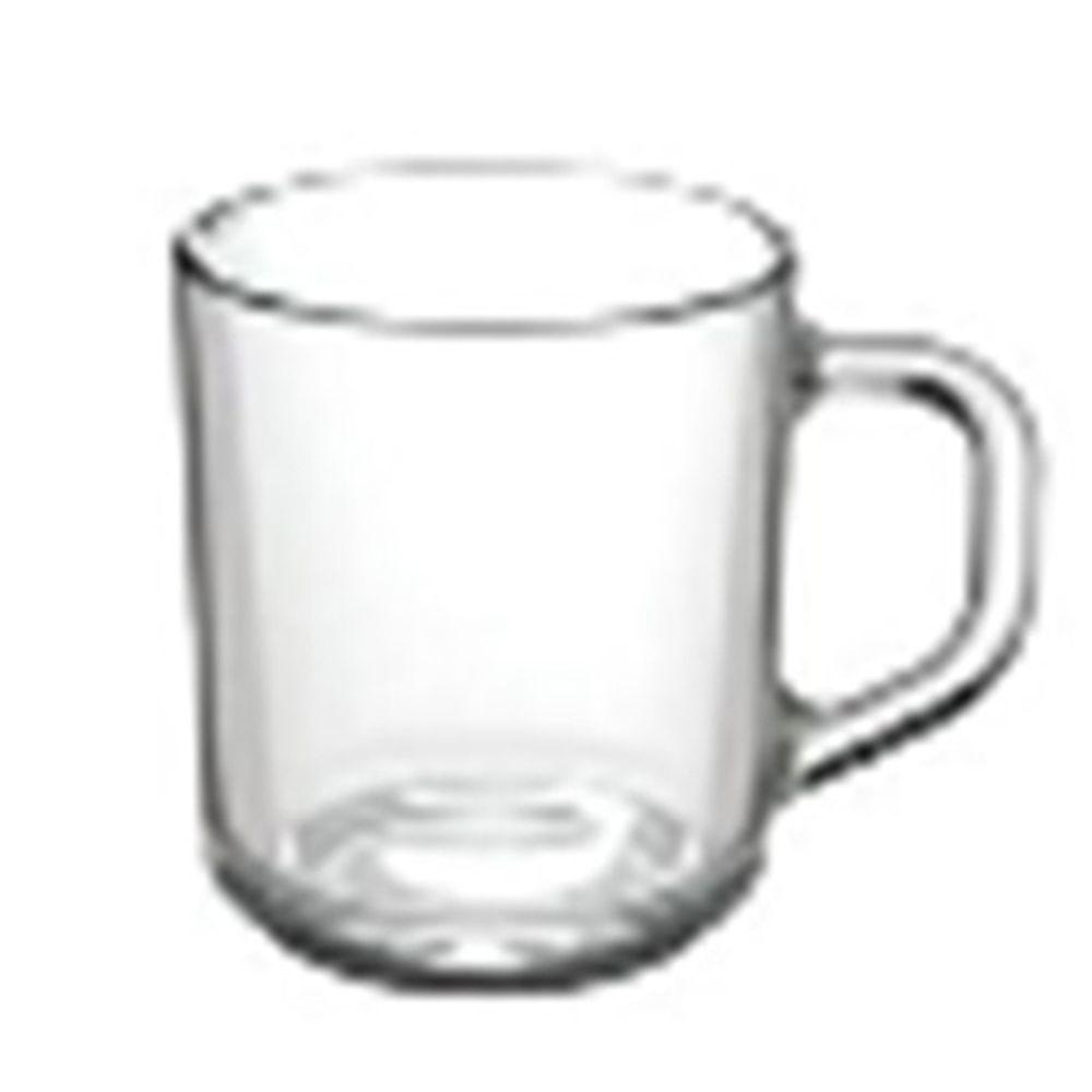 LUMINARC Кружка стеклянная 250мл